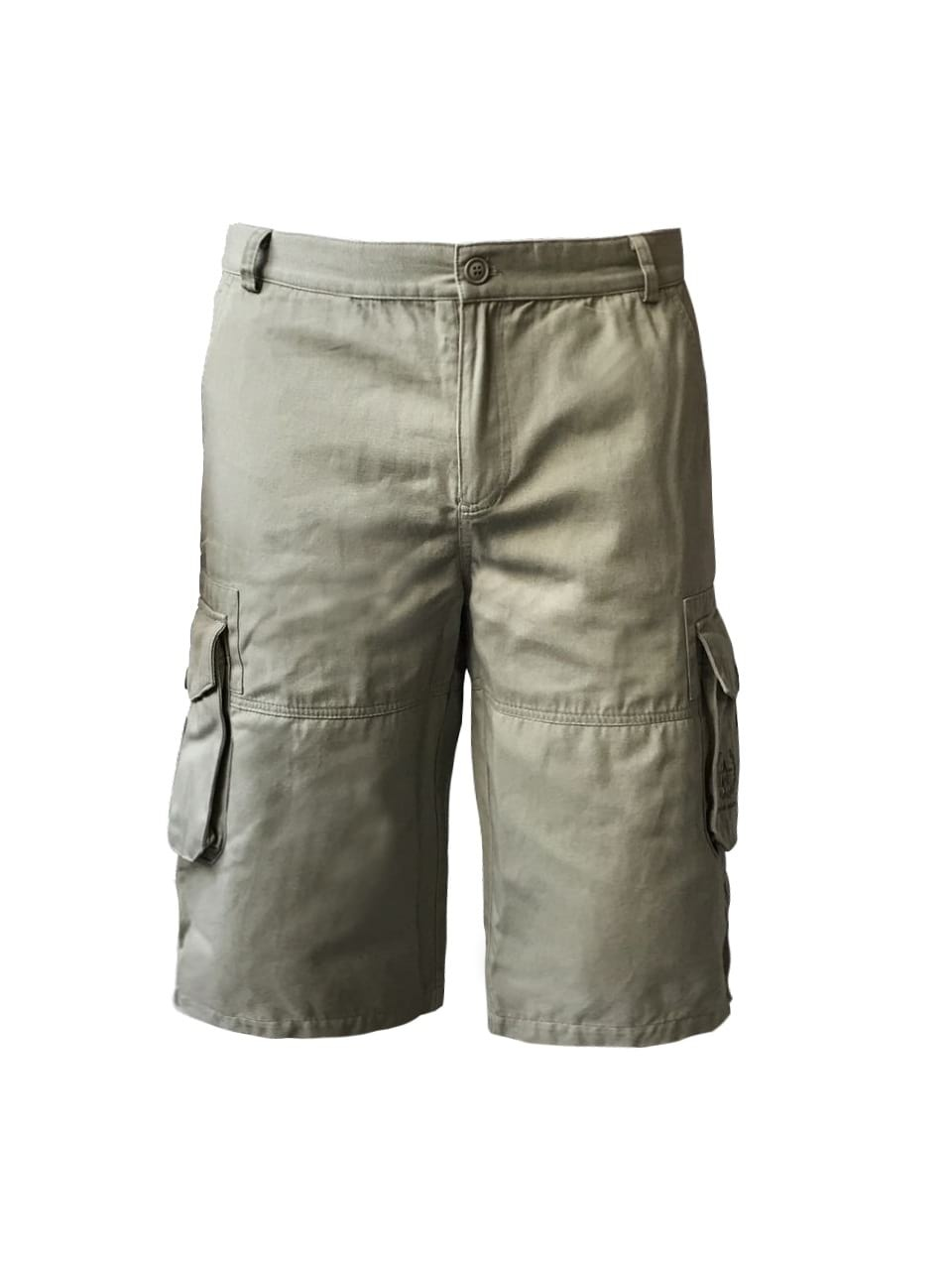 "Shorts ""Syrian Collection""Джинсы/Брюки<br>Straight cut shorts, below the knees length, side pockets and Russian Army logo.<br><br>Цвет: Светло-оливковый<br>Размер: 2XL<br>Пол: Мужчинам"